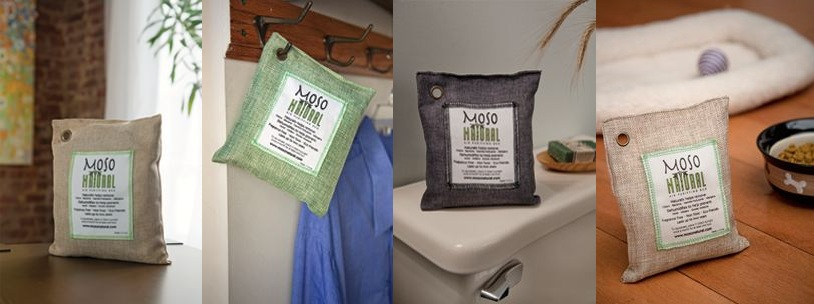 Product Review Moso Natural Air Purifying Bag