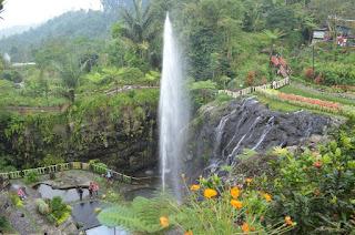 Wisata Baturaden Masih Menjadi Favorit Saat Liburan
