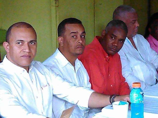 Kilvio Batista declina aspiración síndico PRM, para apoyar a Willy Abreu en Bohechío