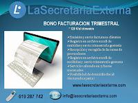 """""""BONO TRIMESTRAL DE FACTURACIÓN"""""""