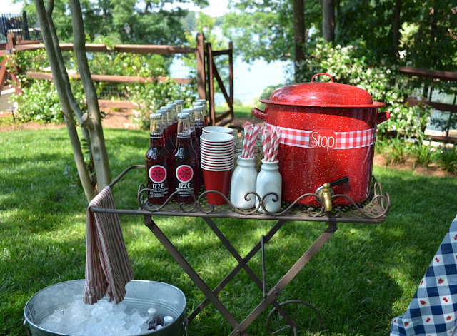 Unique Backyard Party Ideas : Munch ado About Nothing Great Outdoors Party Ideas