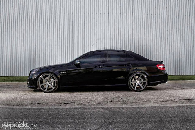 mercedes stance wheels
