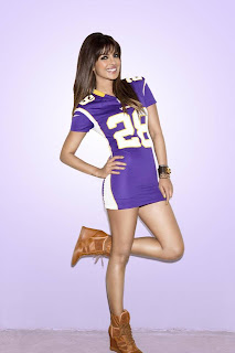 Priyanka Chopra National Football League Photoshoot