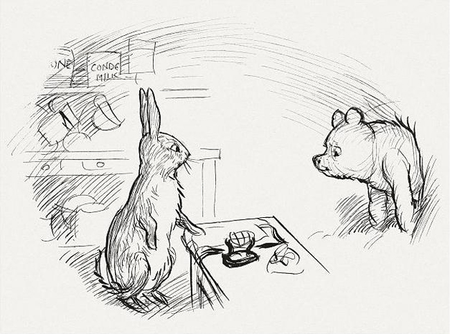 """15 Incredibly Wise Truths We Learned From Winnie The Pooh - """"I think we dream so we don't have to be apart for so long. If we're in each other's dreams, we can be together all the time."""""""