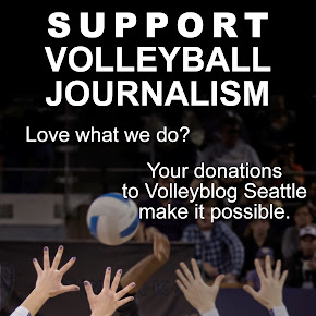 Support Volleyblog Seattle