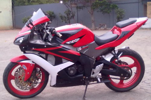 contoh modifikasi motor 150cc