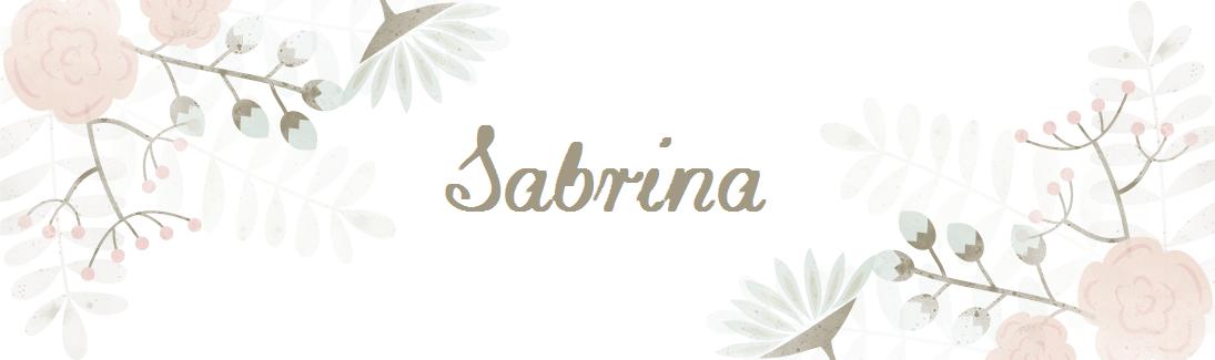 Sabrina Blog | Bíblico