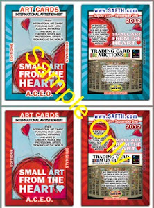 Attention collectors: SAFTH now has Promo Cards - Get them while they last!
