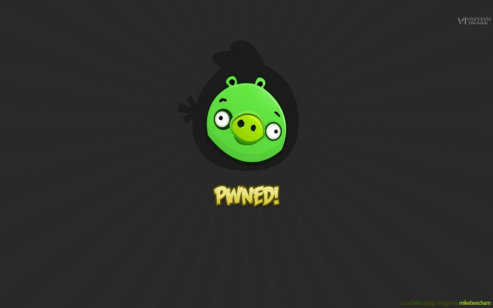 Angry Birds Game Background