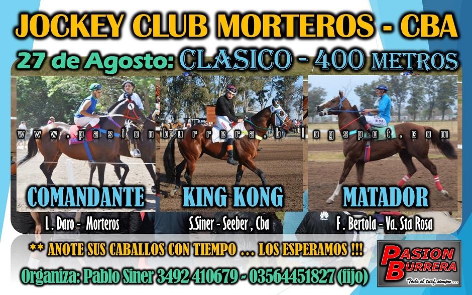 MORTEROS 27 - 400