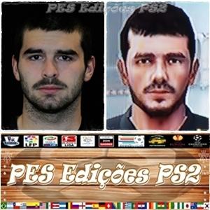 Gonzalo Latorre (Cruzeiro) e Uruguai PES PS2