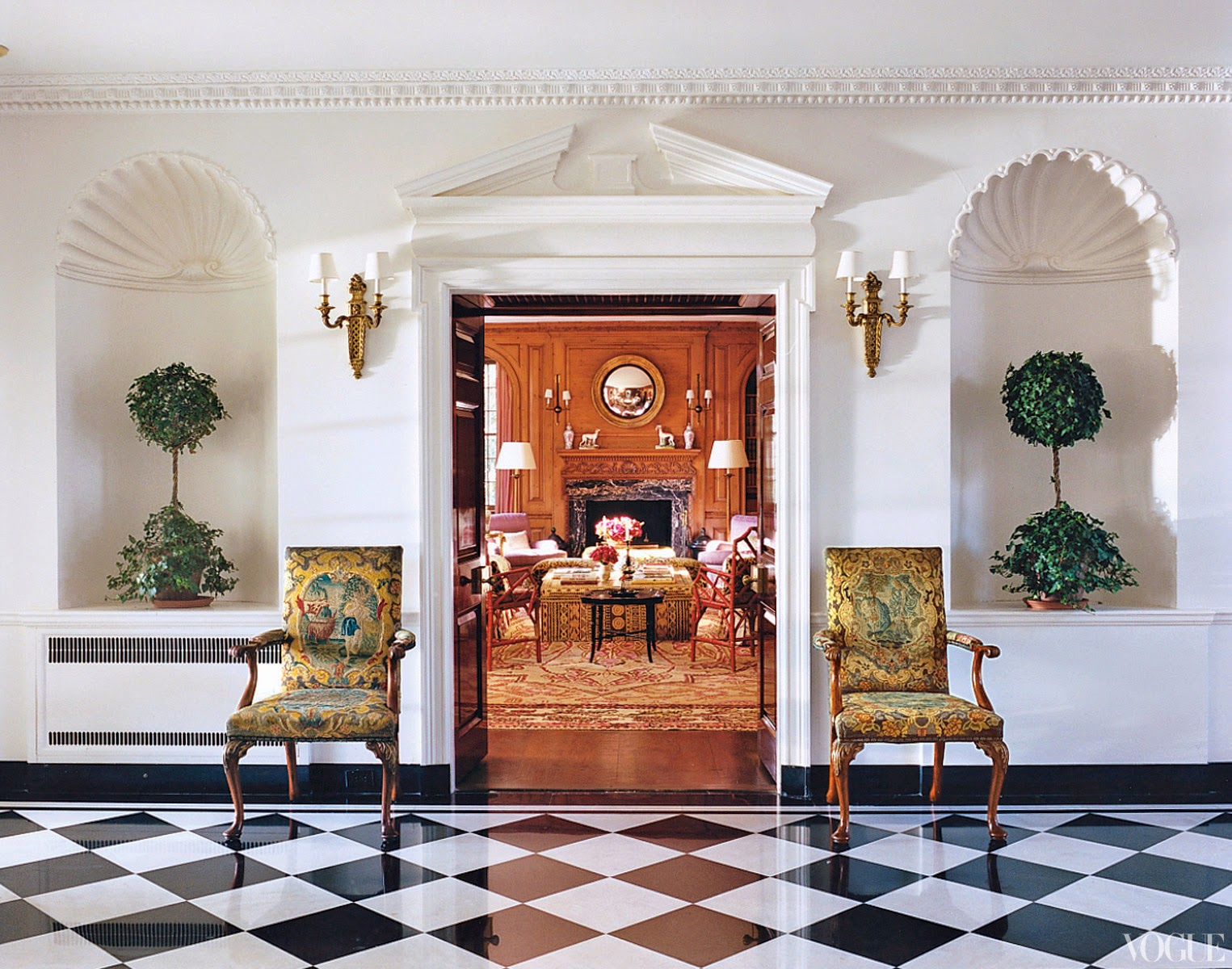 Decor Inspiration At Home With Tory Burch S Home Decorators Catalog Best Ideas of Home Decor and Design [homedecoratorscatalog.us]
