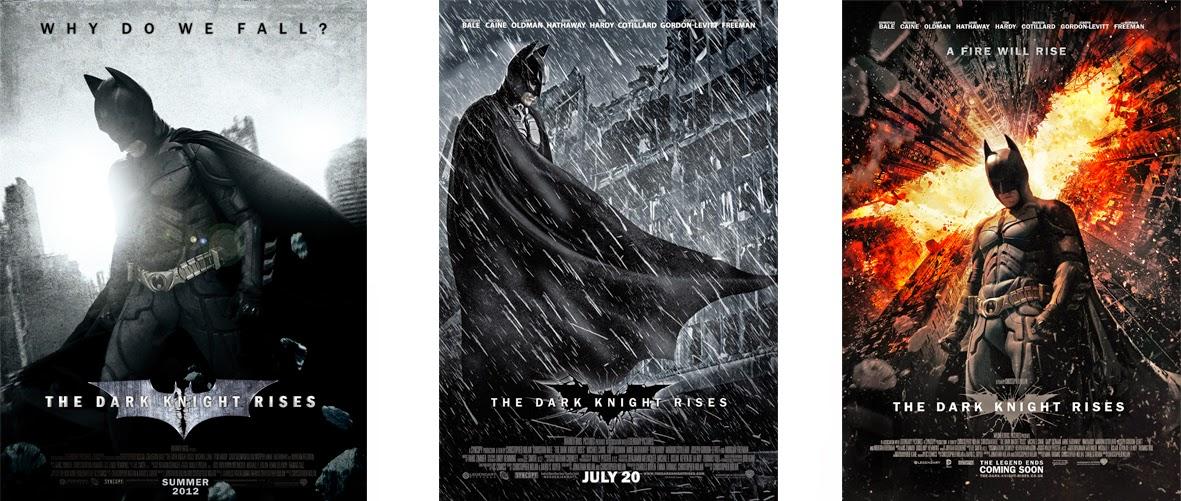 The Dark Knight Rises - Mroczny Rycerz Powstaje (2012)
