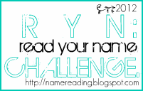 Read Your Name Challenge