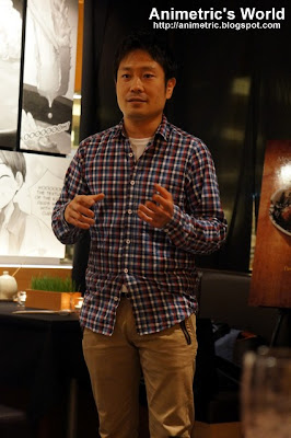 Chef Kazuya Takeda at Yabu The House of Katsu