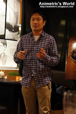 Chef Kazuya Takeda at Yabu The House of Katsu