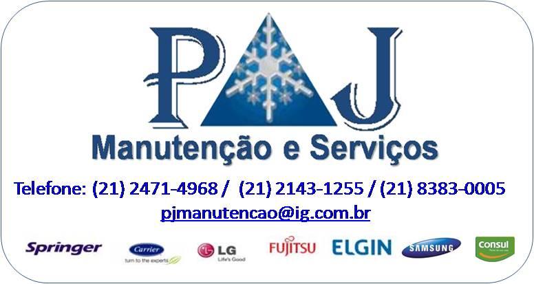 PJ MANUTENÇÃO E SERVIÇOS