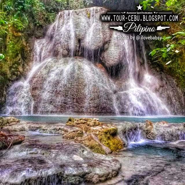 Aguinid Falls Samboan Cebu