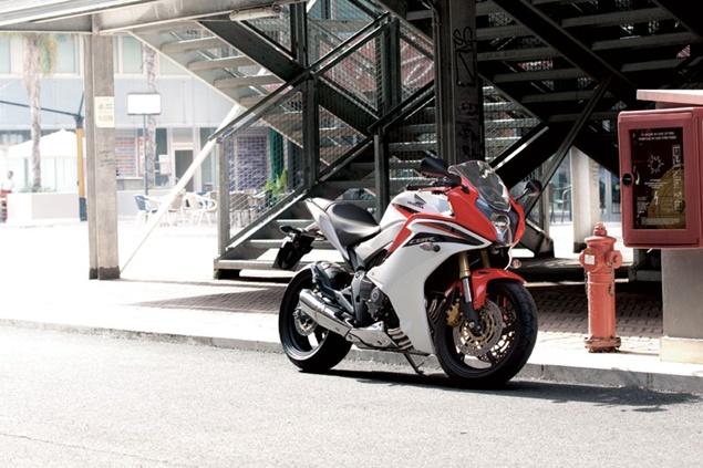 New Honda CBR600F