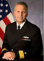 Vice Adm. James D. Syring