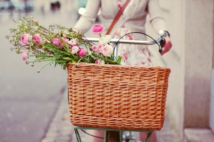 Weekend Inspiration for Biking Into Spring