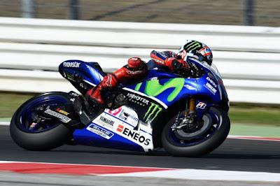 Hasil Lengkap Latihan Bebas 1 MotoGP Aragon, Spanyol 2015