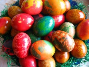 Painting Easter Eggs 2015 Ideas With Images