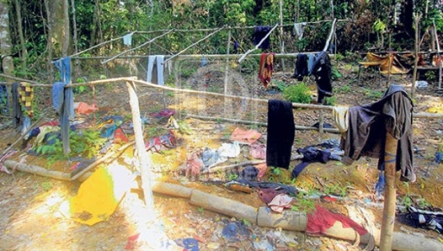 Pemerdagangan Orang di Wang Kelian,139 kubur besar & kecil ditemui