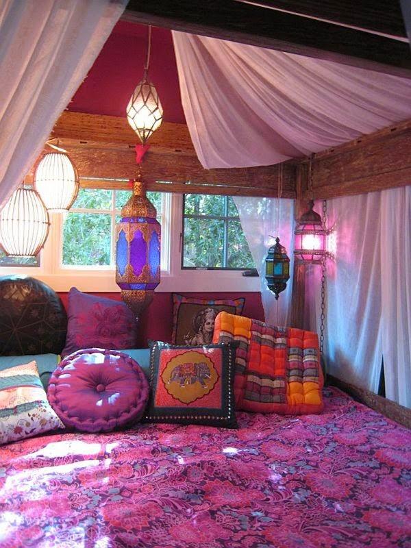 Ide Dekorasi Interior Kamar Tidur Dengan Gaya Desain Arab  Interior Rumah  Kamar  Dapur