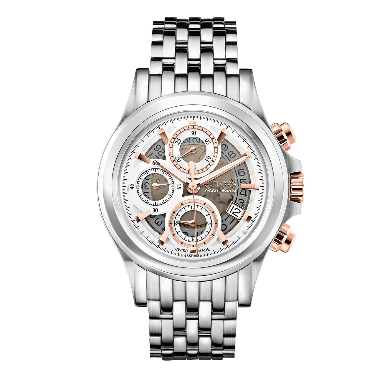 Bulova Accutron Kirkwood (style 65B153) Watch