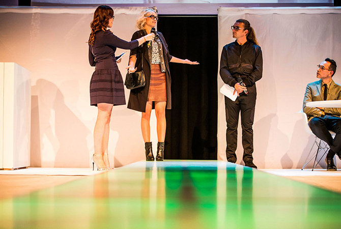 Fashion Attacks Specsavers brildrager van het jaar 2014 awards