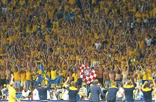 fan suède euro 2012