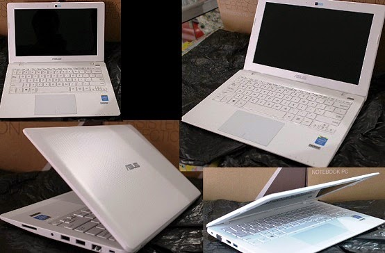 jual Netbook - Notebook - Laptop Baru Asus