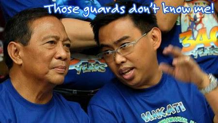 Mayor Junjun Binay Dont You Know Me