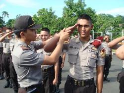 penerimaan polisi tahun 2013