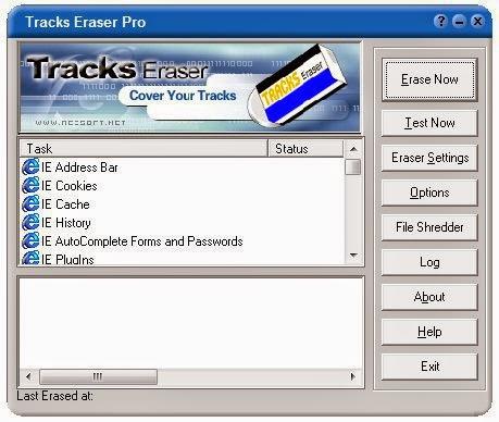 Internet Eraser -Tracks Eraser Pro -erase internet history