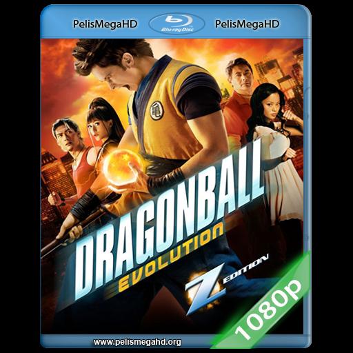 DRAGONBALL EVOLUTION (2009) FULL 1080P HD MKV ESPAÑOL LATINO