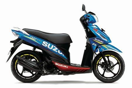 gambar Suzuki Address 2015