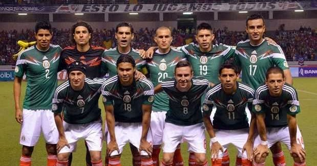 mexico players 2016 Gallery