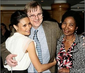 Chatter Busy Thandie Newton Ethnicity