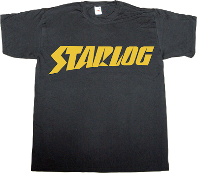 starlog star trek geek fanboy sci-fi t-shirt ephemeral-t-shirs magazine