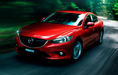 Nuevo Mazda 6 para 2013
