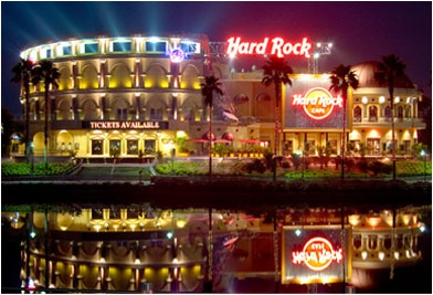City Walk Universal Hard Rock