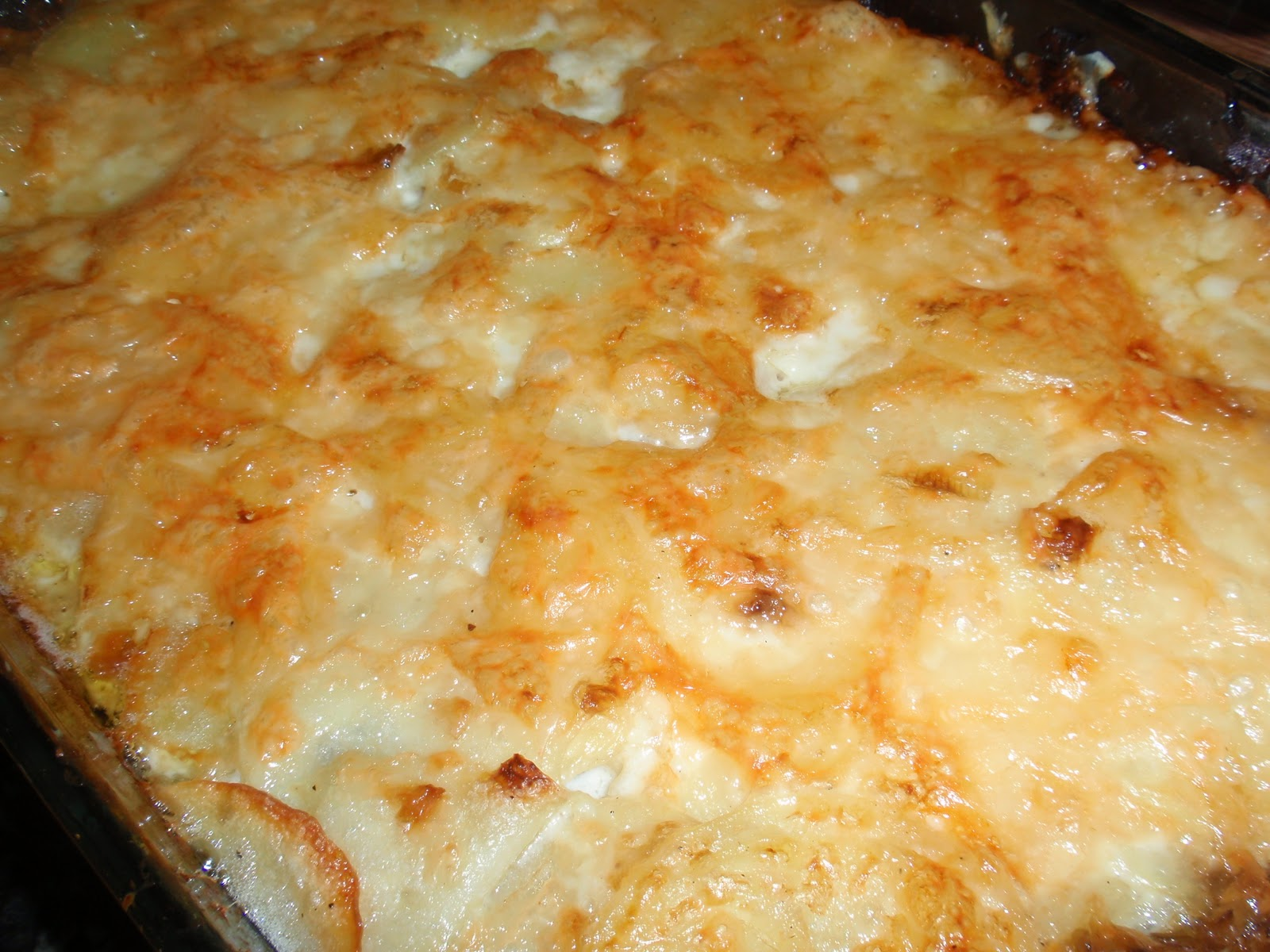 Potato Gratin With Gruyere, Bacon, And Leeks Recipes — Dishmaps