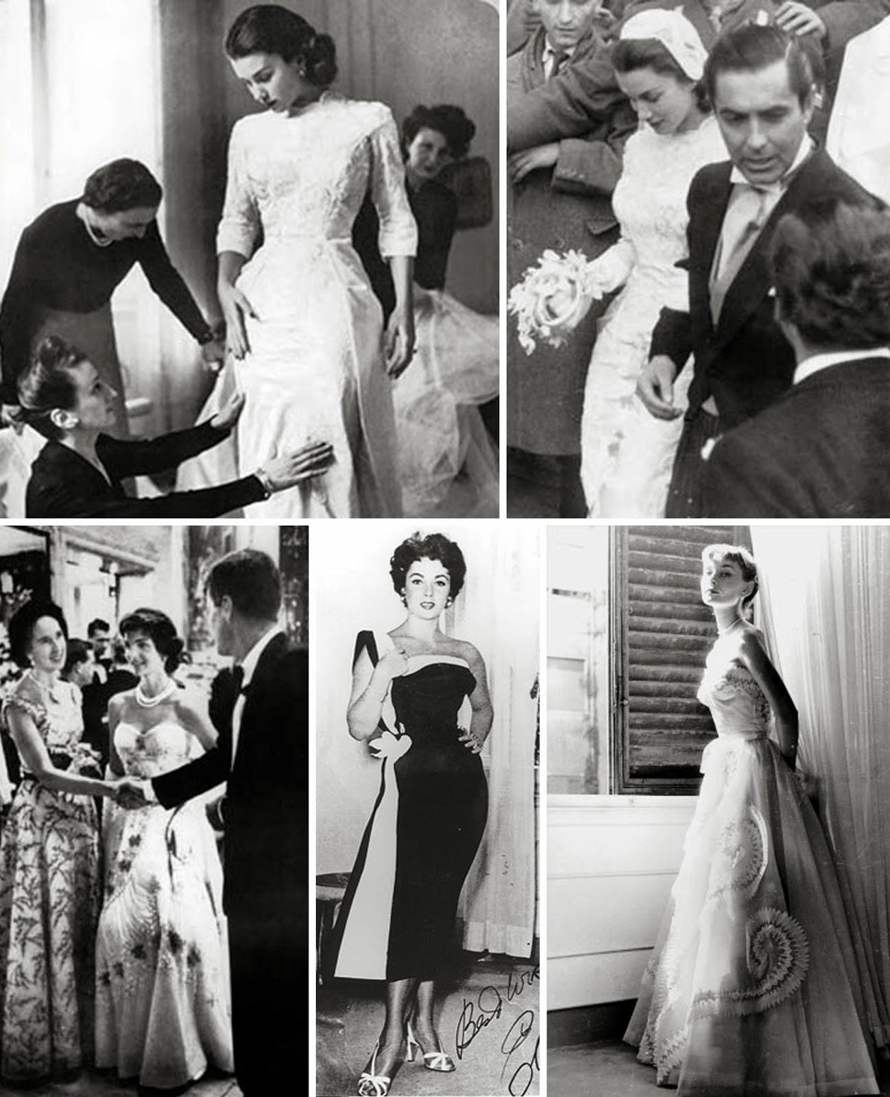 Sorelle fontana abiti da sposa roma
