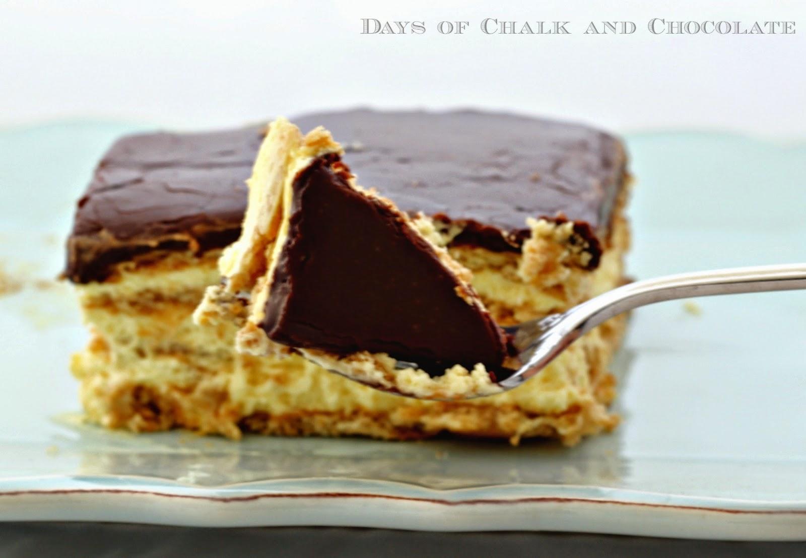 desserts pudding icebox cake