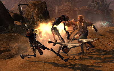 Dungeon Siege III : Treasures of the Sun Pc