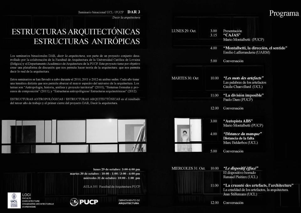 La forma moderna en latinoam rica dar 3 decir la for Estructuras arquitectonicas