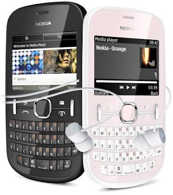 best Nokia Asha 200 Touchscreen Phone