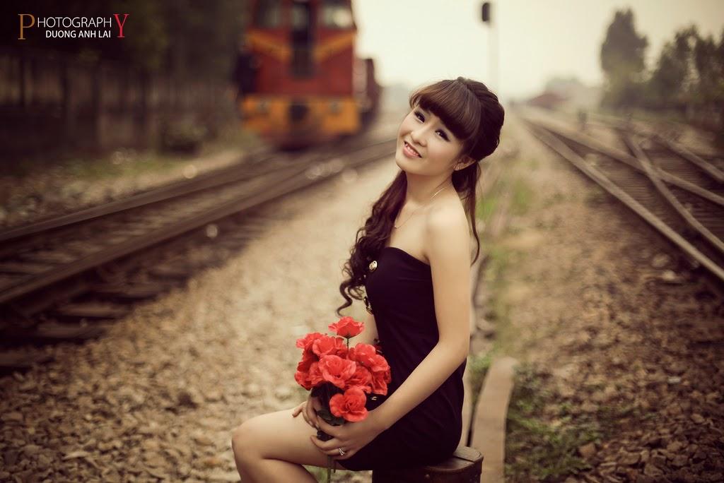 Ảnh đẹp girl xinh HD Việt Nam: Bóng hồng - Ảnh 04